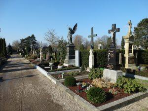 Friedhof Steinstraße Hennef