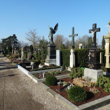Friedhof Steinstraße