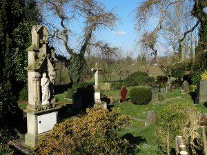 Alter Friedhof Hennef Bödingen