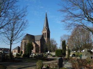 Friedhof Hennef Rott