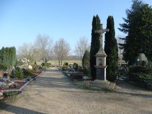 Friedhof Warth Hennef Frankfurter Straße
