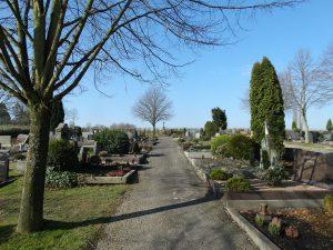 Friedhof Hennef Westerhausen