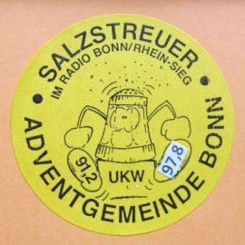 Salzstreuer Bonn mit Dirk Busse